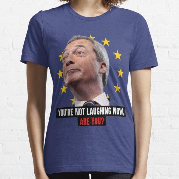 Nigel Farage Brexit TShirt Essential T-Shirt