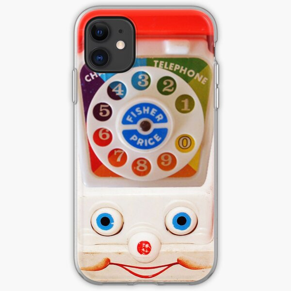 Chatter Telephone iPhone Soft Case