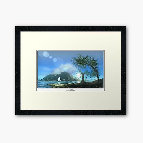 Visio Dei Framed Art Print