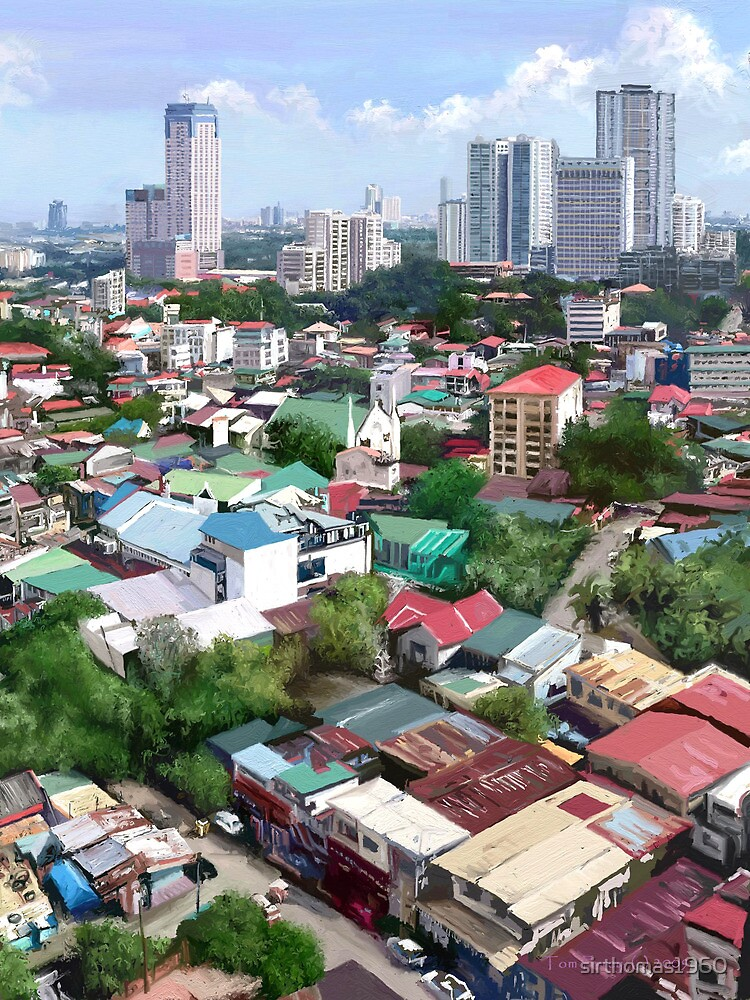 Manila Madness by sirthomas1960