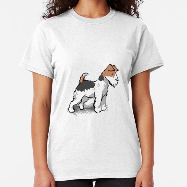 Fox Terrier Classic T-Shirt