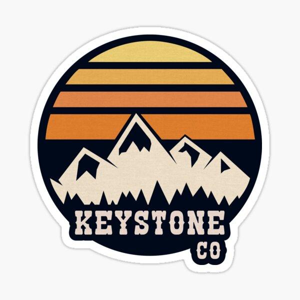 Keystone Vintage Sticker