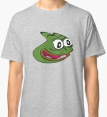 Camiseta clásica Pepega