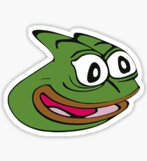 Pepega Sticker