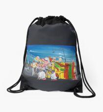 Bendigo Easter Parade Drawstring Bag