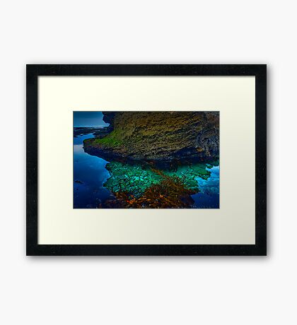 The Sphinx's Bum #1 Framed Print