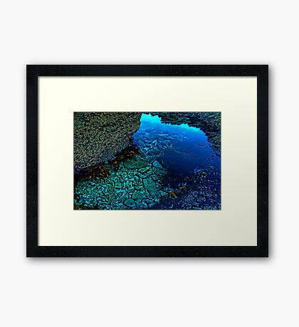 The Sphinx's Bum #2 Framed Print