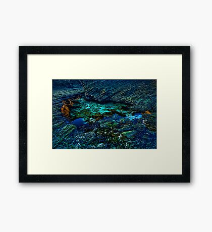 The Sphinx's Bum #3 Framed Print