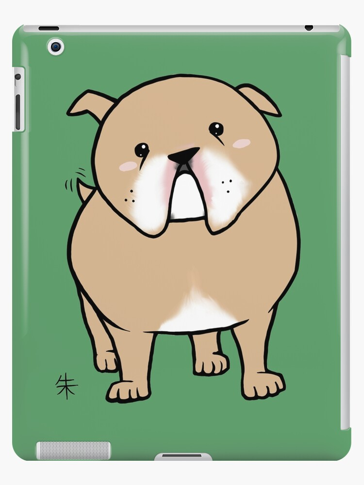 English Bulldog by Shukura