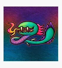 Earthbound Kraken Photographic Print