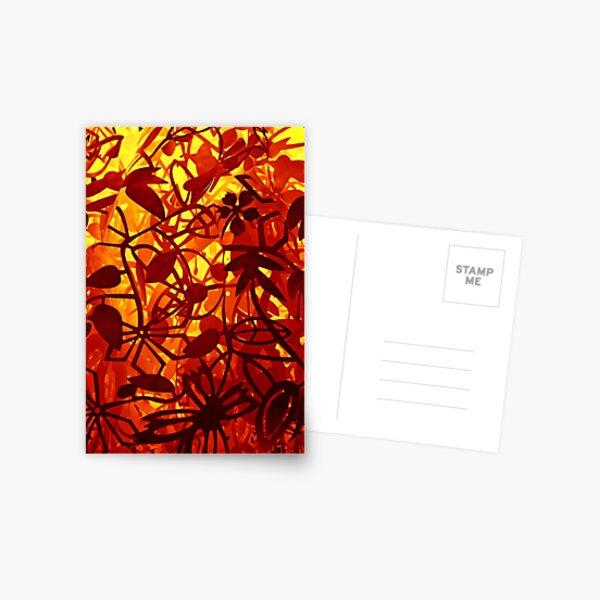 Paper Jungle Postcard