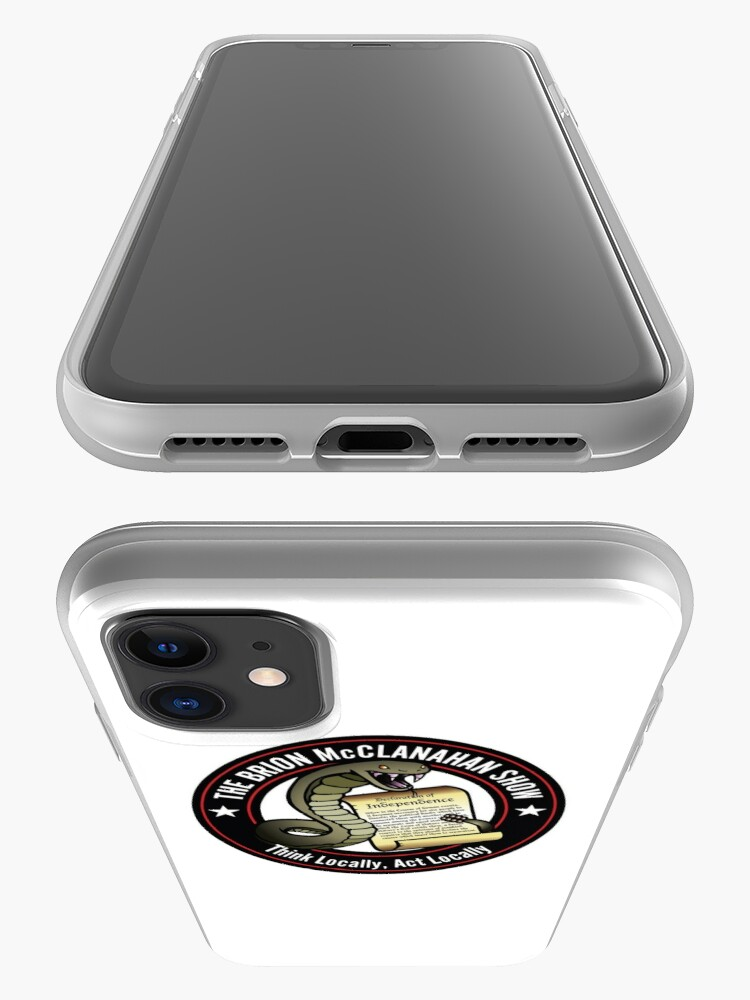 Alternate view of The Brion McClanahan Show iPhone Case & Cover