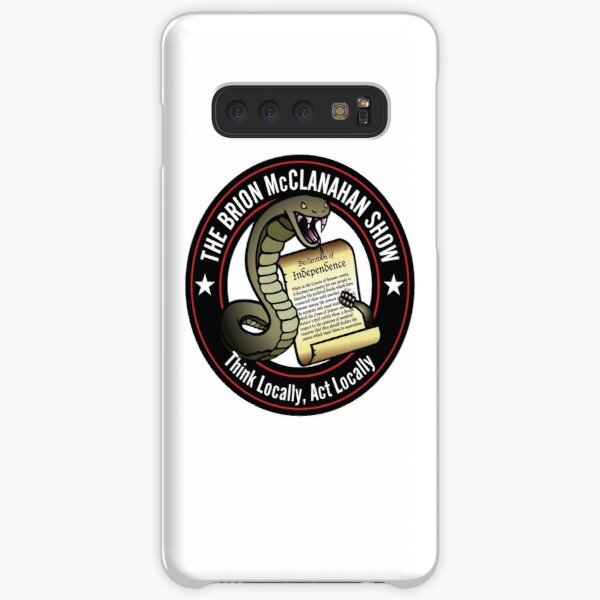 The Brion McClanahan Show Samsung Galaxy Snap Case