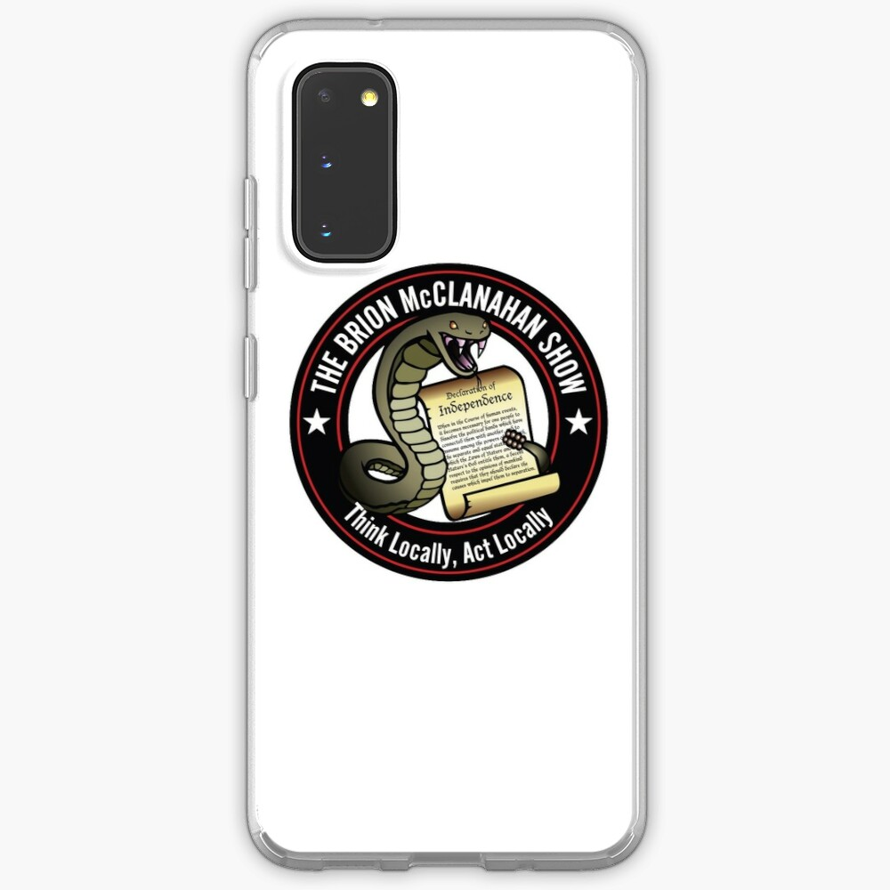 The Brion McClanahan Show Case & Skin for Samsung Galaxy
