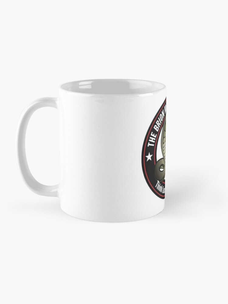 Alternate view of The Brion McClanahan Show Mug