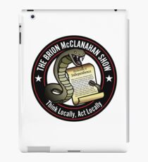 The Brion McClanahan Show iPad Case/Skin