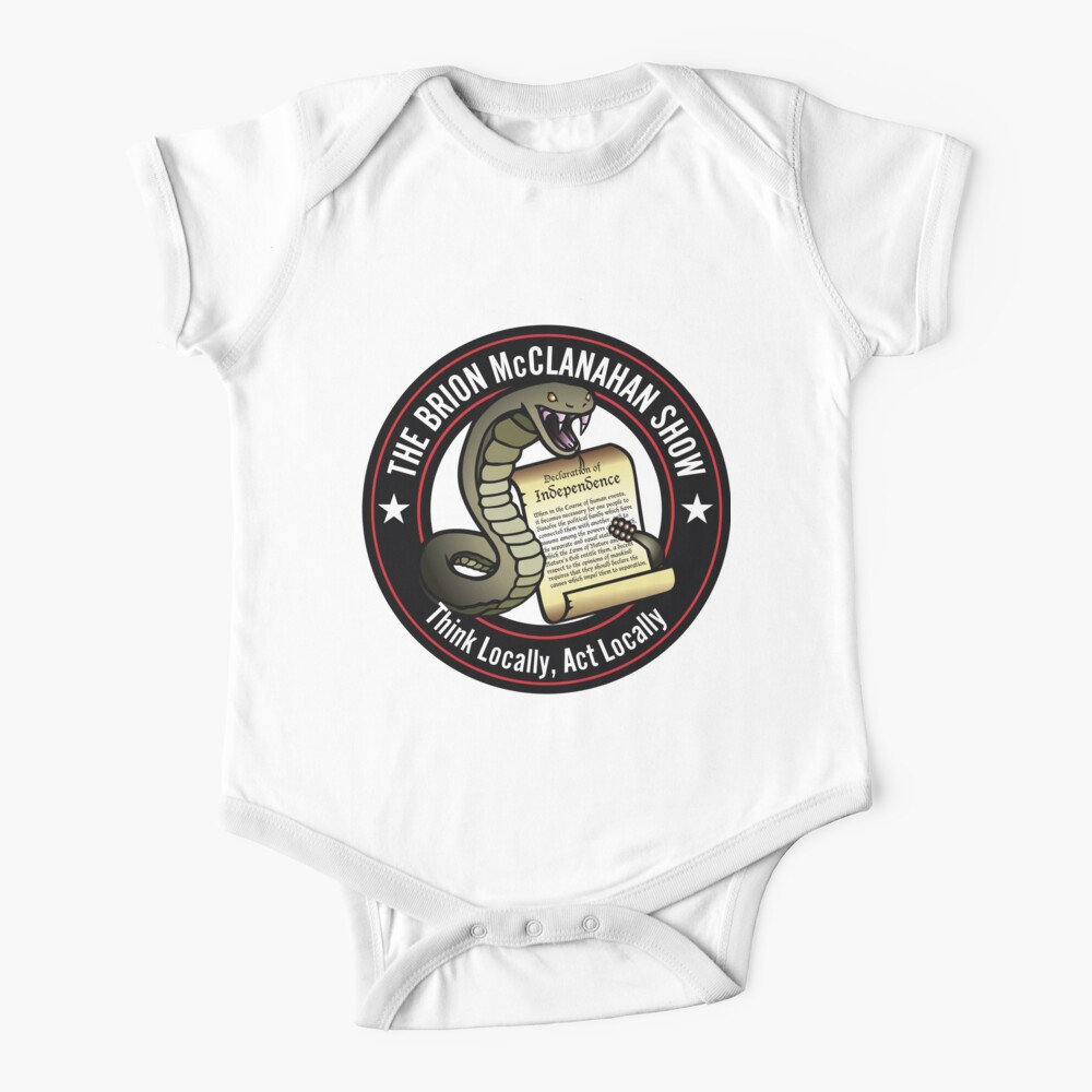 The Brion McClanahan Show Baby One-Piece