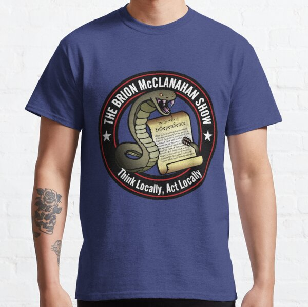 The Brion McClanahan Show Classic T-Shirt