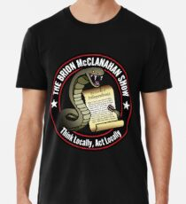 The Brion McClanahan Show Premium T-Shirt