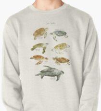 Meeresschildkröten Sweatshirt