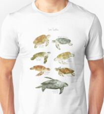 Sea Turtles Unisex T-Shirt