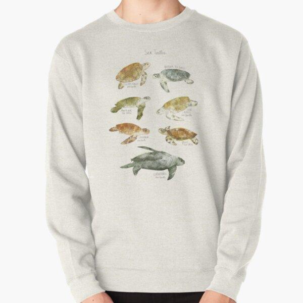 Sea Turtles Pullover Sweatshirt