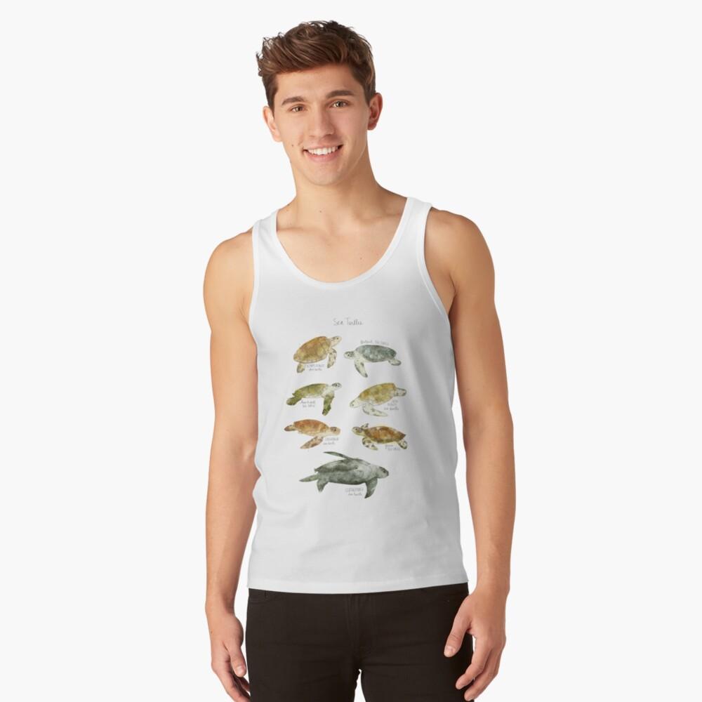 Sea Turtles Tank Top