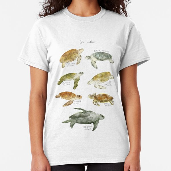 Sea Turtles Classic T-Shirt