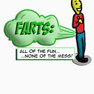 Farts - All the fun..None of the mess! by ptelling