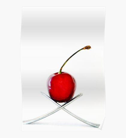 With a Cherry on Top Poster