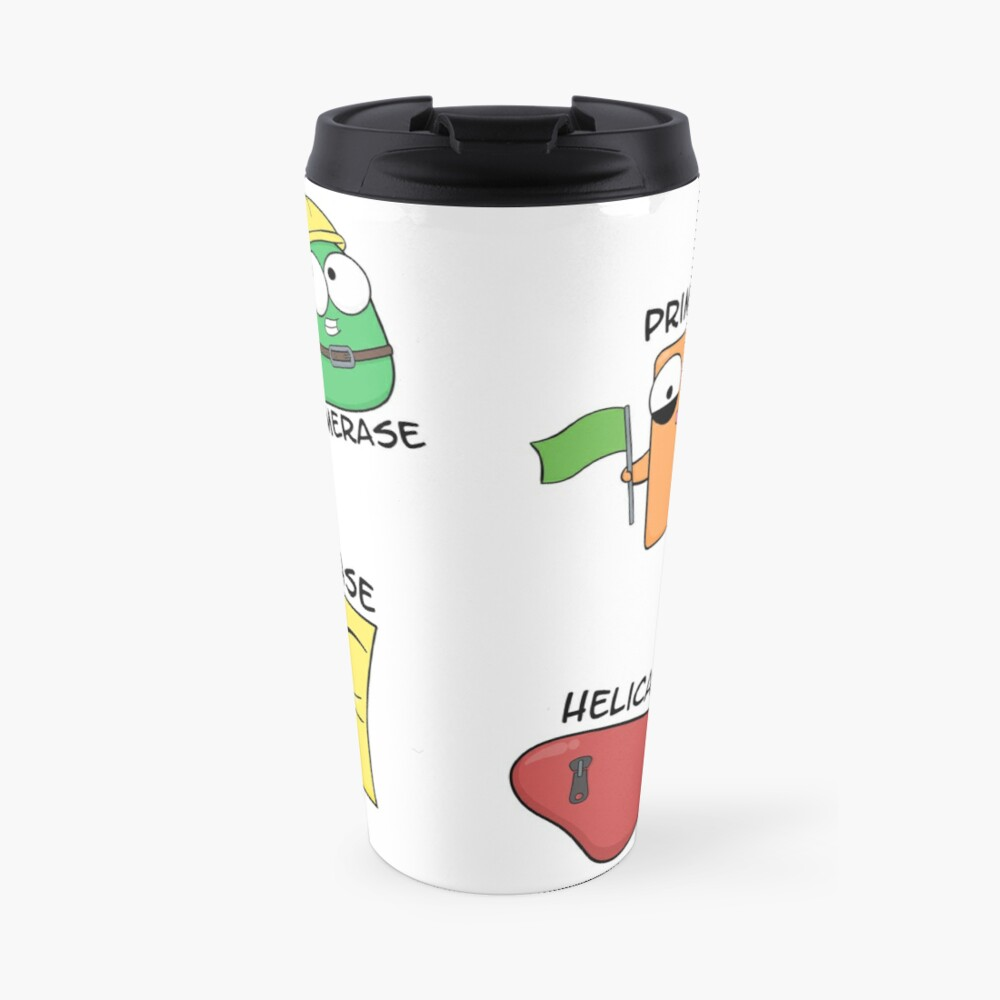 DNA Replication Players Travel Mug