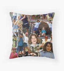 Almost the holidays..........  Throw Pillow