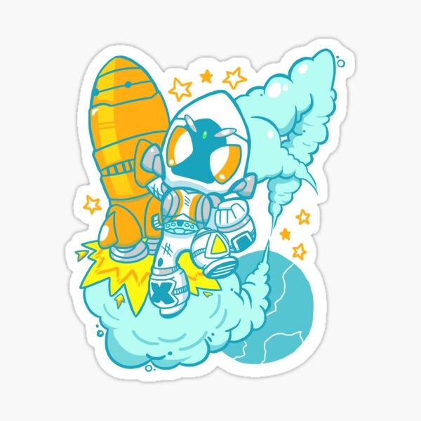 Fourze Sticker