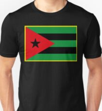 Afro Cuban Flag T-Shirt