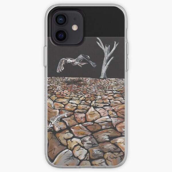 The Dried Land iPhone Soft Case