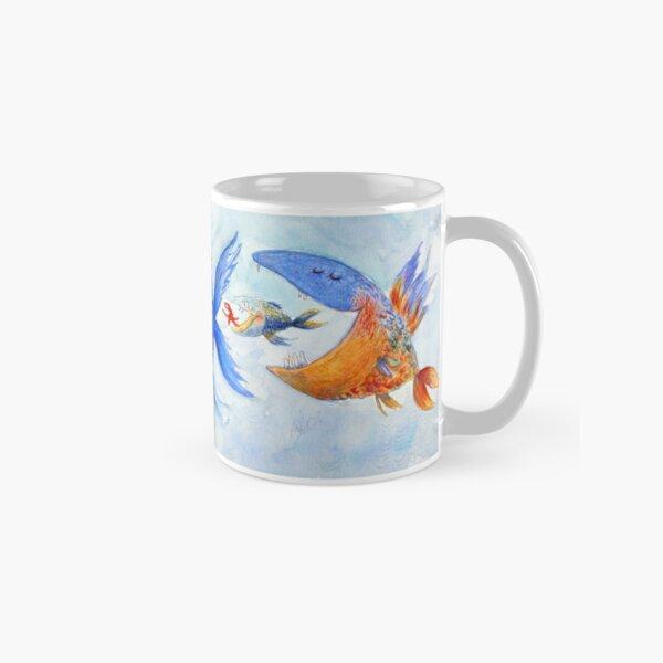 Fishing Around Classic Mug