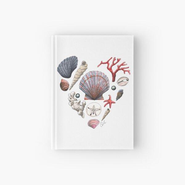 Coeur de l'océan Carnet cartonné
