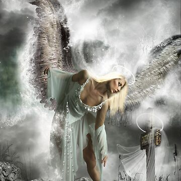 When Angels Fall. by Muirart