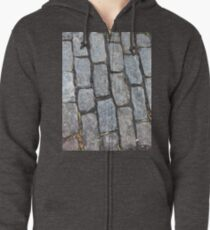Granite Zipped Hoodie