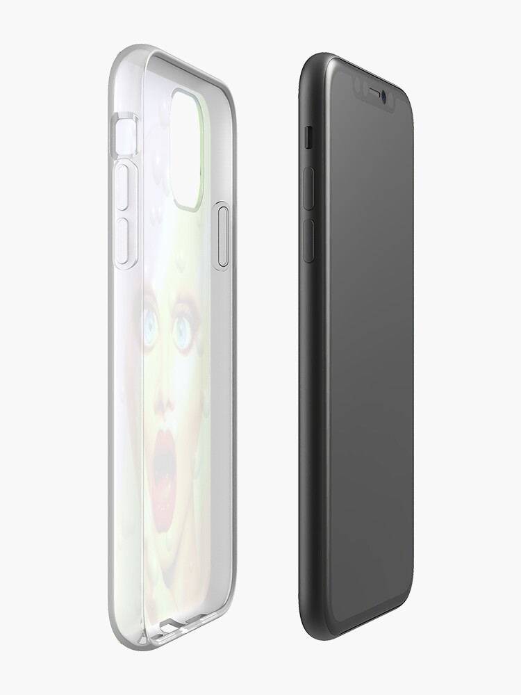 coque iphone 5 personnalisé , Coque iPhone « Sous le secret de la mer », par JLHDesign