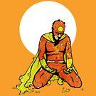 The Fallen Hero by matthewdunnart