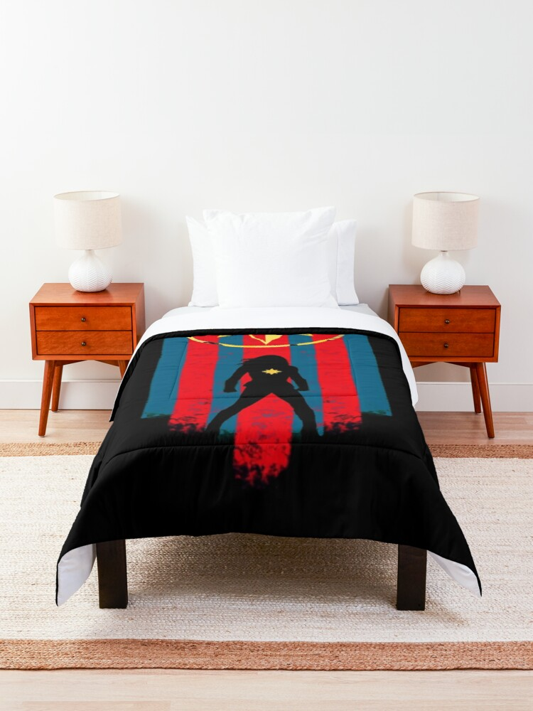 Alternate view of A Real Heroine Comforter
