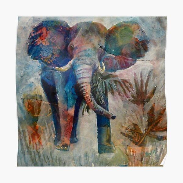 Ivory Majesty Poster