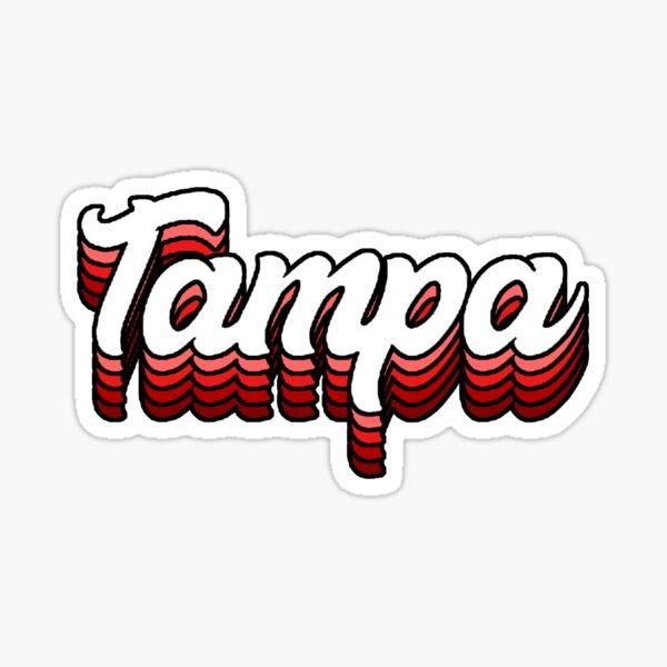 Tampa University Sticker