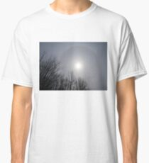 Sun Halo Through the Trees Classic T-Shirt
