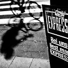 ZEBRA | express by Frank Waechter
