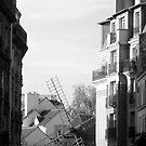 Montmartre by Dominique MEYNIER