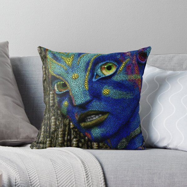 Jack Sully (Avatar) Throw Pillow