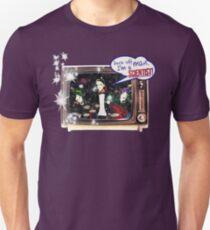 "Popular Science: ""Back off man, I'm a Scientist!"" Unisex T-Shirt"