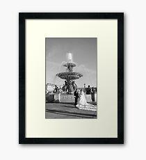 Concorde jap Framed Print